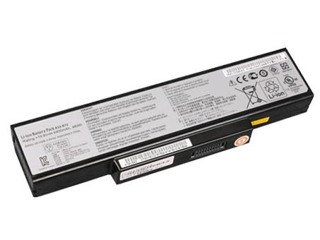 Compatible Notebook Akku ASUS  for K72S